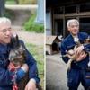 男子为照顾动物留守核辐射区,超有爱!