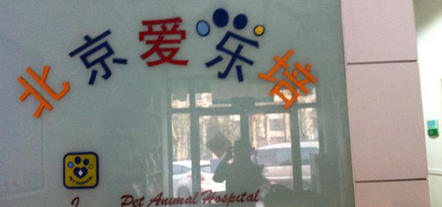 北京爱乐培宠物医院0